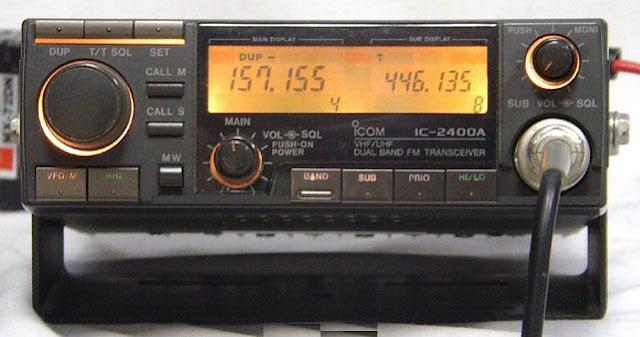 Icom IC-2400A