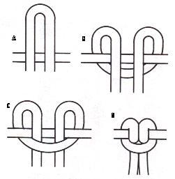 水切りネットの結び方