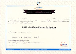 PME Flores de Aucar