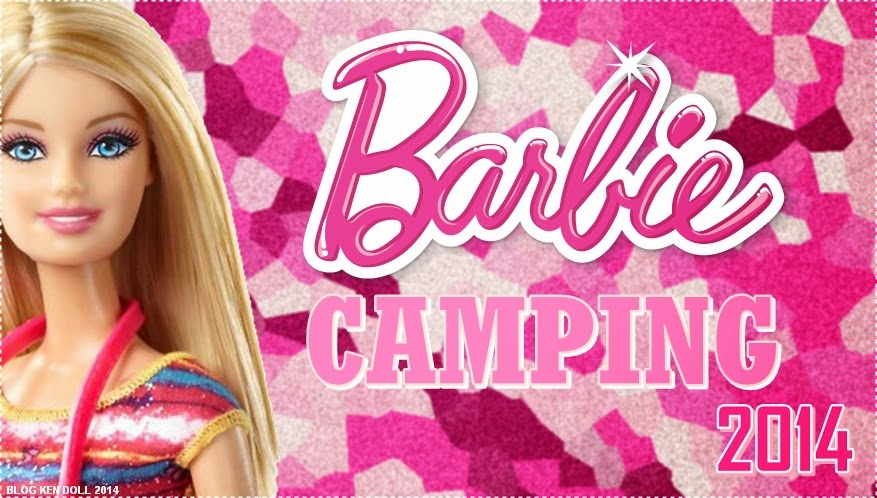 Ken doll barbie skipper stacie chelsea camping 2014 for Www dreamhouse com