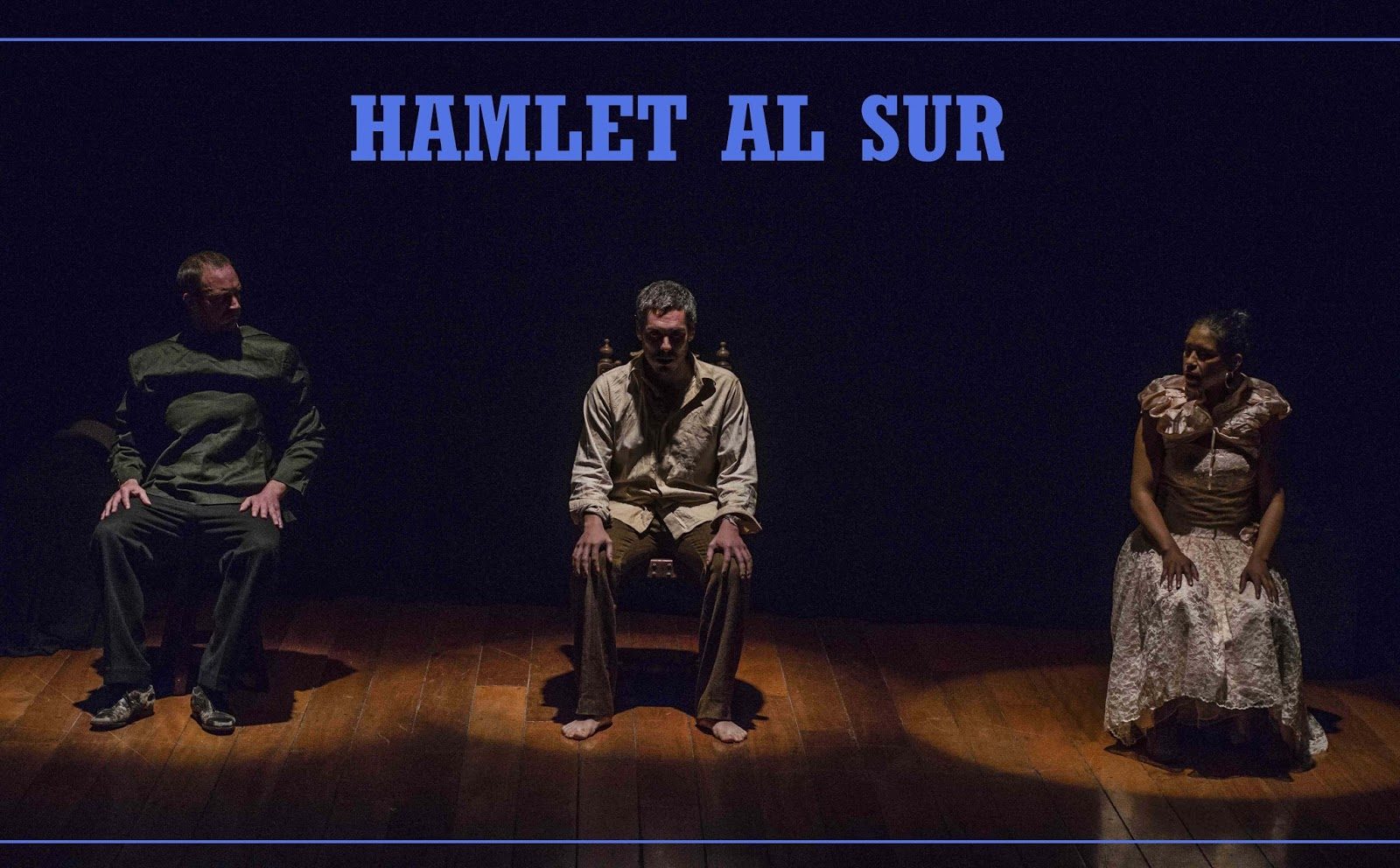 Obra teatral: Hamlet al Sur