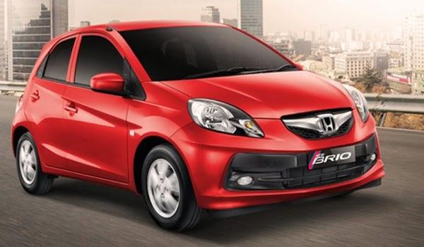 Honda Brio Satya Indonesia