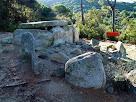 El dolmen de Ca l'Arenes