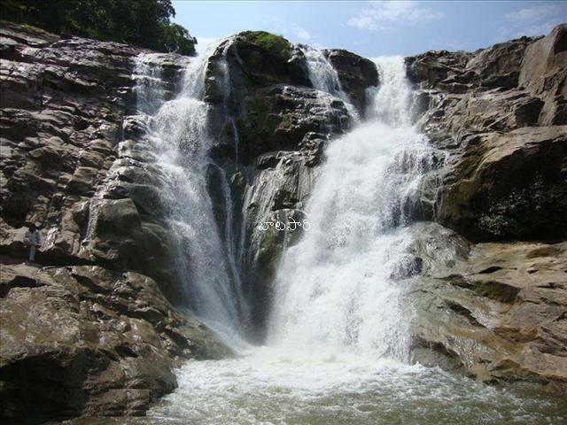 Waterfalls in Andhra Pradesh - Kuntala Falls
