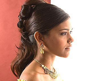 Prom Hairstyles for Long Hair Down