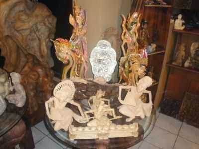 Wood Carving - Mas Village Gianyar Bali Holidays, Tours, Attractions
