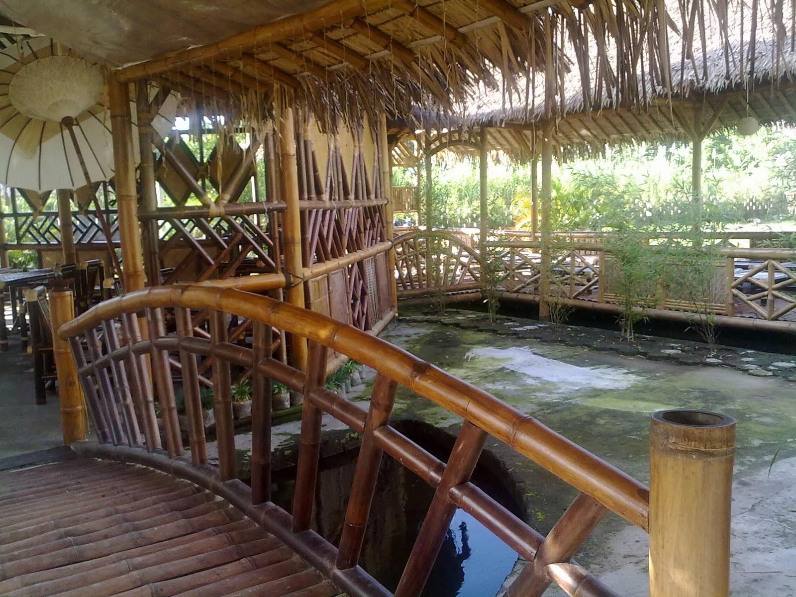 pemancingan dan rumah makan di yogyakarta