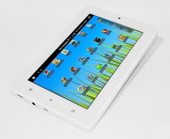 dan AndyPad Pro Tablet PC Android Gingerbread Murah Berkualitas