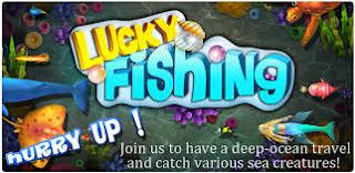 AE lucky Fishing - game câu cá vui nhộn cho Windows Phone