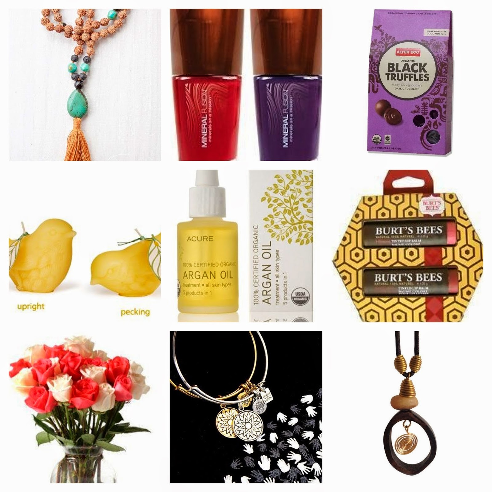 Mother's Day Gift Guide: fair trade + homemade + gifts that give back