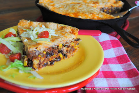 Mexican Skillet Pie