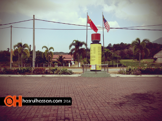 #VMY2014 - Botol Minyak Gamat Langkawi Terbesar