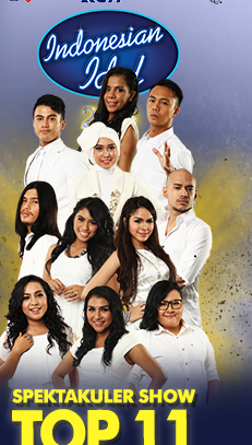 11 Besar Indonesian Idol 2014