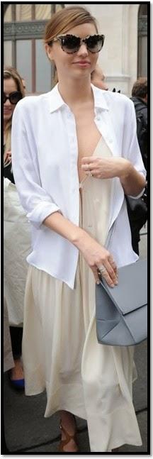 Miranda Kerr en paris