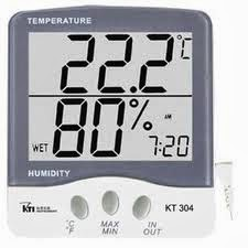 Digital Thermohygrometer Sales & Calibration in Doha-Qatar