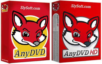 SlySoft AnyDVD & AnyDVD HD 7.1.2.0 Final