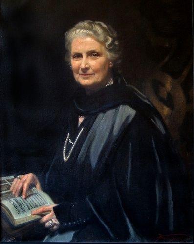 Pero esta popular mujer, Maria Montessori fue, además, una destacada ...
