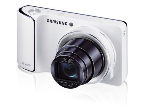 Samsung Galaxy Camera Features