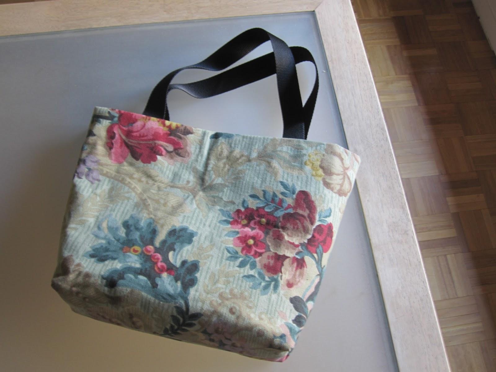 DIY Haz tu propio bolso sin coser nada de nada