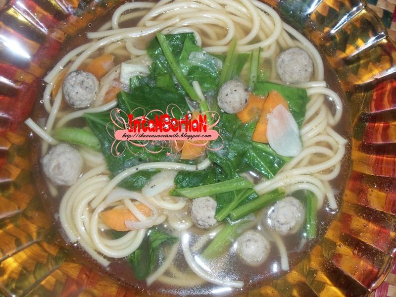 Resepi Bihun Sup Terengganu Copd Blog E
