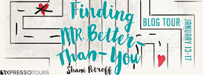 Finding Mr. Better-Than-You – 15 January