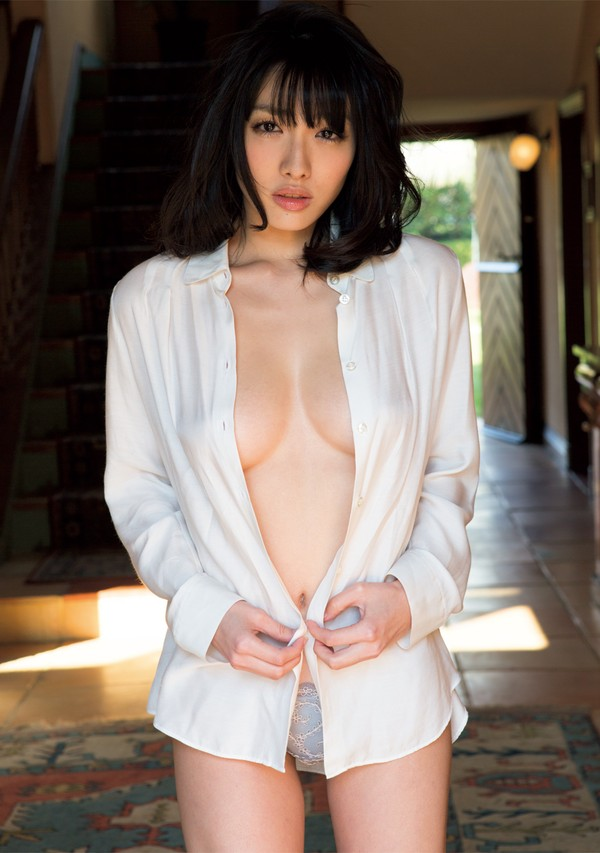Ảnh gái đẹp HD Anna Konno ko xinh vú bự 7