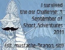 osr Challenge: A September of Short Adventures