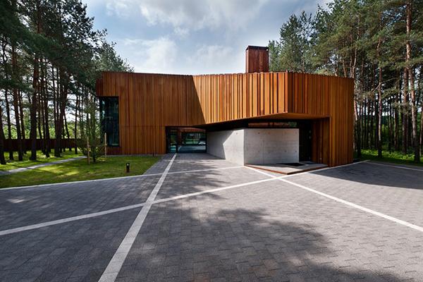 Lithuania luxury villas