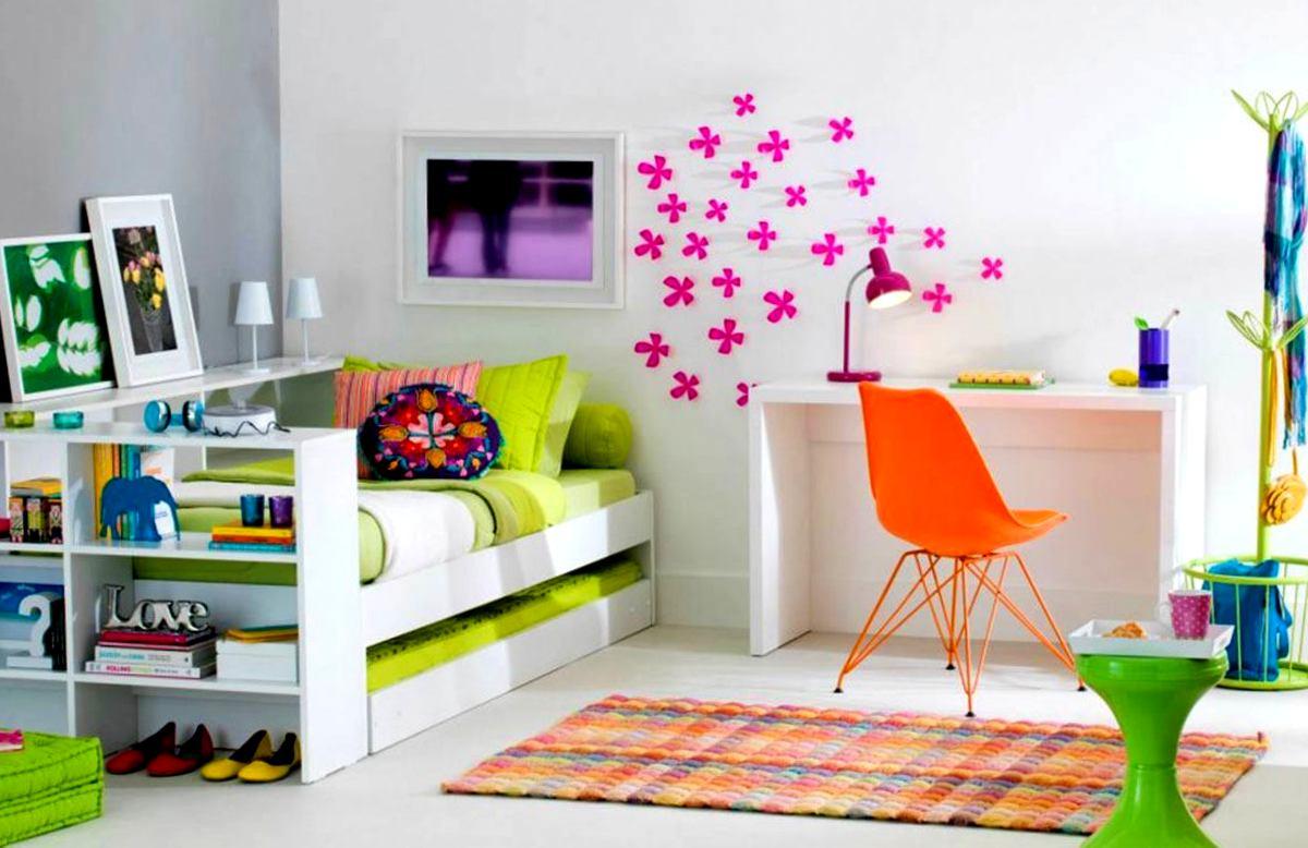 ... bilik tidur mereka. Tunjukkan contoh-contoh dekorasi bilik tidur
