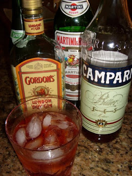 The Makings of a NEGRONI