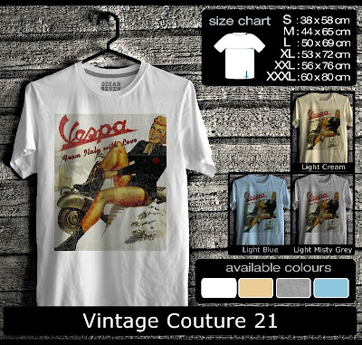 kaos distro vintage couture 21