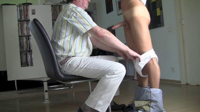 Threesome male female male video