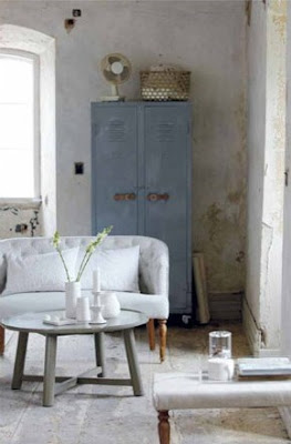 Industrial chic + Raw.... Tutto firmato House Doctor!