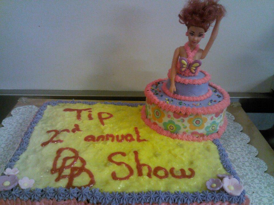 Cake Decorating Classes Near Pomona Ca : Big Bettie cakes: DDD show cake