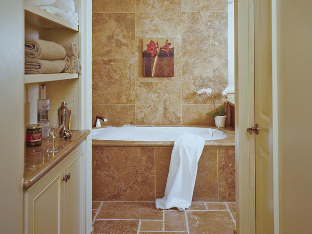 Small Bathroom Design Ideas 2012 From HGTV | Furniture Design Ideas