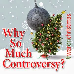 Christmas and Religious Expressions, Brodie Hodge #waronchristmas