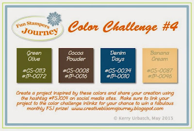May 2015 Color Challenge