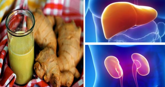 Le thé au gingembre: dissoudre les calculs rénaux, nettoie le foie et tue les cellules cancéreuses