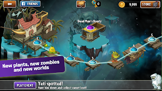 Plants vs. Zombies™ 2 Free Android Game,powerful new plants