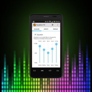 Download 4 App Equalizer Android is To improve the quality Audio Android
