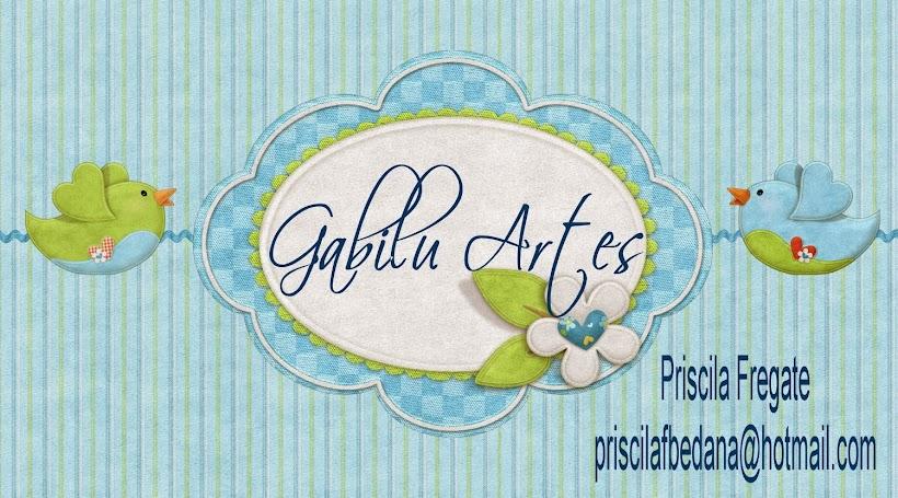 Gabilu Artes - Priscila Fregate