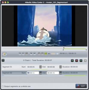تحميل برنامج تقطيع الفيديو Video Cutter 2015