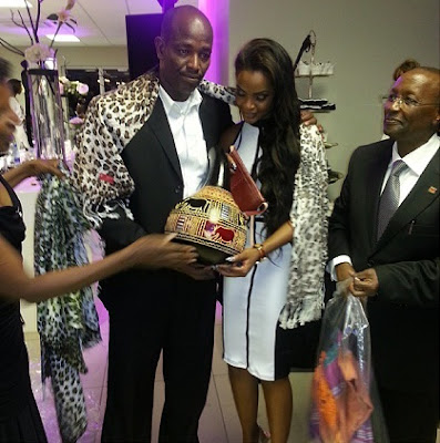 BBA's Dillish Gets a Car from her Boyfriend For her Birthday.