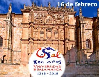 Universidad de Salamanca, 800 años