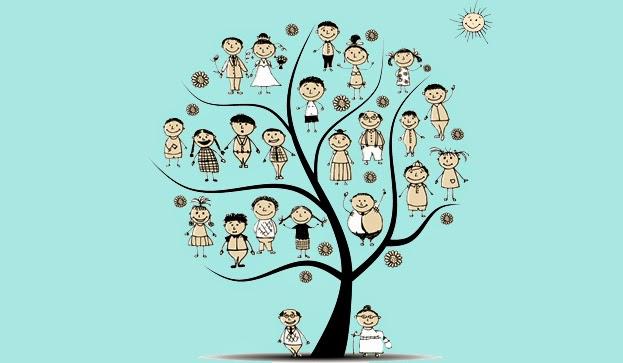 AYUDA PARA MAESTROS: Crea un árbol genealógico 2.0