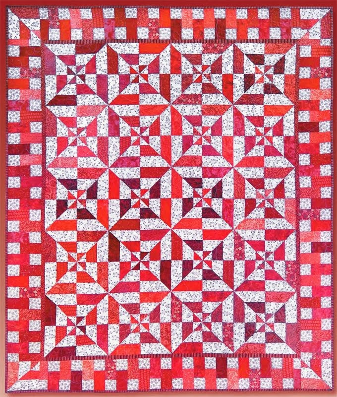 free pattern!  red hot