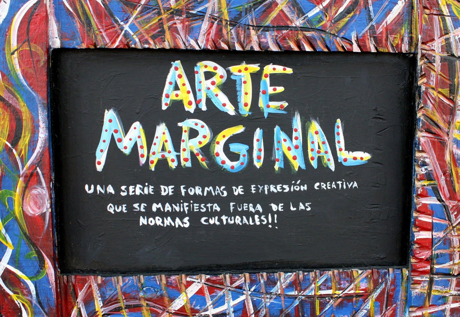 ARTE MARGINAL