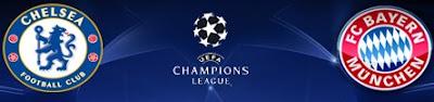 Chelsea Vs Bayern Munchen 2012