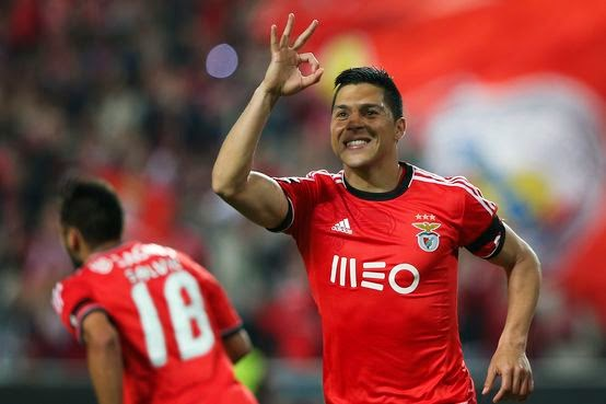 Enzo Pérez, Sport Lisboa e Benfica
