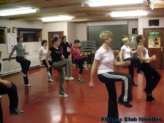 salle de fitness brabant wallon FITNESS CLUB NIVELLES